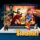Slotastic Unveils Dramatically Re-designed Casino and an All New Mobile Casino -- $400 Re-Opening Bonus Now Available