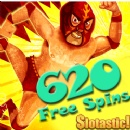 Holy Guacamole, Slotastic is Giving 620 Spins on New �Lucha Libre� Slot � Mobile or Desktop