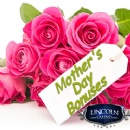 This Mother�s Day at Lincoln Casino: Up to $440 Bonus and Double Comps on Keno & Progressive Slots