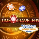 Jackpot Capital Time Travelers Bounce from Medieval Times to Dinosaur Era Collecting $80,000 in Casino Bonuses