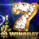 WinADay Casino Players� Wishes Come True with Bonuses AND New Game during 7th Birthday Month