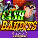 Golden Euro Casino Introduces RTG�s New �Cash Bandits� Slot with �100 Casino Bonus and 10 Free Spins