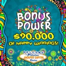 Flower Power is Groovy but $90,000 in Casino Bonuses is also Cool