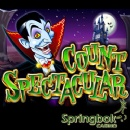 Comical Spook �Count Spectacular� is Halloween Game of the Month at South Africa�s Springbok Casino