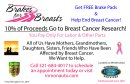 Merritt Island Brakes for Breasts Campaign Starts