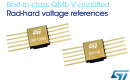 Rad-Hard Voltage References from STMicroelectronics Deliver Stable Reliable Performance in All Conditions