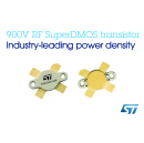 600W � 250V RF Transistors from STMicroelectronics Leverage Latest High-Voltage Technology for Smaller, More Reliable Class-E Power