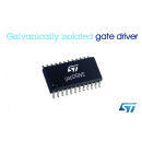 STMicroelectronics Introduces gapDRIVE� with On-Chip Galvanic Isolation: the New State-of-the-Art in Smart, Integrated Gate Drivers