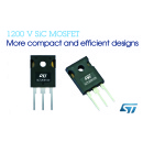 STMicroelectronics Extends Silicon-Carbide MOSFET Family, Bringing Wide-Bandgap Advantages to Even More Applications