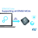 STMicroelectronics Completes STM32Cube� Flexible Fast-Start Software Platform, Supporting All STM32 Microcontrollers in Volume Production