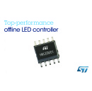 Compact Offline Controller Delivers Best-In-Class Power Factor, Efficiency, and Reliability for LED Lighting
