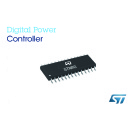 Easy-to-Configure Controllers from STMicroelectronics Simplify Digital Power Conversion
