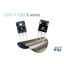 New 1200V IGBTs from STMicroelectronics Are Industry�s Best Low-Frequency Performers