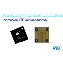 New and Improved Tunable Capacitors from STMicroelectronics Keep 4G Mobile Performance Up when Signal Strength Goes Down