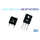 New Power MOSFETs from STMicroelectronics Approach �Perfect� Switching Performance