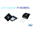 STMicroelectronics Releases Advanced 60V Power MOSFETs