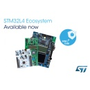 STMicroelectronics Maximizes Access to High-Performing, Low-Power STM32L4 MCUs with New Development Ecosystem