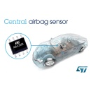 New Central Crash Sensors Complete STMicroelectronics� Airbag Electronics Kit