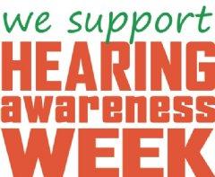Hearing Awareness Week: 24-30 August 2014
