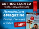Homeschool.com publishes their newest e-magazine, Getting Started with Homeschooling