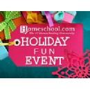 A Holiday Fun Event at Homeschool.com