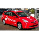 Original San Francisco Taxi Company, DeSoto Cab, Launches First-Ever Flywheel-Branded Fleet of Cabs