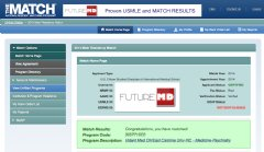 Proven USMLE and Match Results