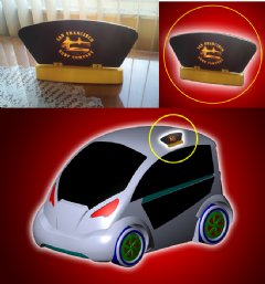 Car Board - Magnetic Vehicle Signage System