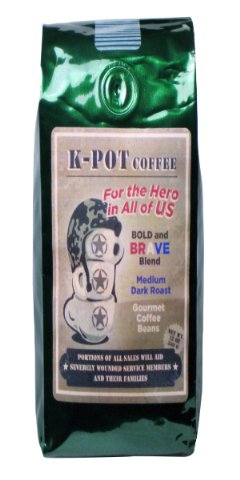 K-Pot Coffee Battles PTSD While Troops Battle For Freedom