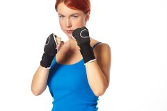Thornton fitness kickboxing can burn as much as 750 calories in under 1 hour!