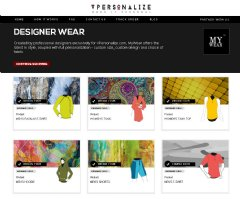 Design outside the box� www.vpersonalize.com