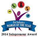 Local Businesswoman Robin Bennett Wins 2014 Pet Industry Woman of the Year Solopreneur Category Award