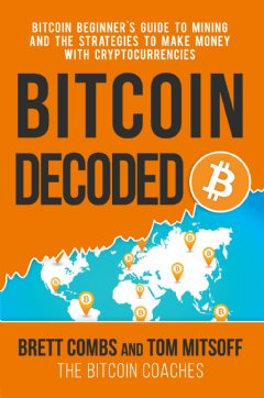�Bitcoin Decoded� has hit best-seller status in three separate Amazon Kindle book categories.