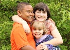 Children at Kennedy Home