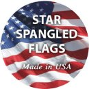 Star Spangled Flags Is Proud to Announce the Availability of Their 100% Made In USA American Flag for Sale on Amazon.com