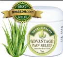 Natural Aloe Pain Relief Cream Released by Total Health LLC