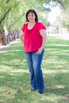 Danielle after losing 20 kilos her doctors said she would never lose