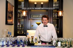 Rob Neighbors of Shaken Not Stirred