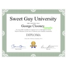 �Sweet Guy� University Diplomas Becoming The Top Gift Of 2015