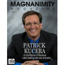 Magnanimity Magazine, Featuring Uplifting Articles and In-Depth Interviews Launched by Leslie Stone, Award-Winning Writer, Editor and Journalist