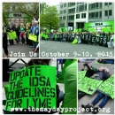 Lyme Advocates to Protest at IDWeek: Guidelines Update Underway