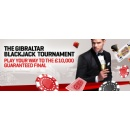 LadyLucks Mobile Casino Announces �10,000 Gibraltar Blackjack Tournament