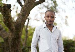 Dr. Olivier Nsengimana, Gorilla Doctors Field Veterinarian.