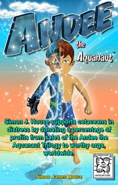 Andee The Aquanaut: Guardian of the Great Seas (Andee The Aquanaut Trilogy�s)