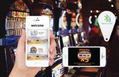ibeacon MiiPharos Casino
