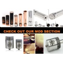 Safety With Electronic Cigarette Mechanical Mods