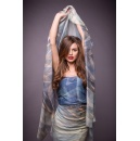 Fariba Soltani SS15 Scarves Collection, The Salda, Unveiled