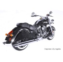 World�s First Crystallized Indian Motorcycle