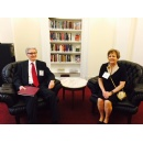 Local Financial Advisors, Sheila and Rich Jamison, Lead Grassroots Effort on Capitol Hill