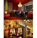 Maxim Lighting lights up The Villa By Barton G